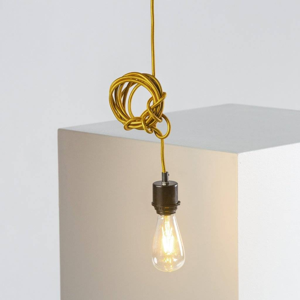 Gold Fix It Ceiling Cable