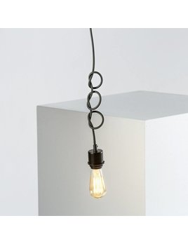 Black Fix It Ceiling Cable