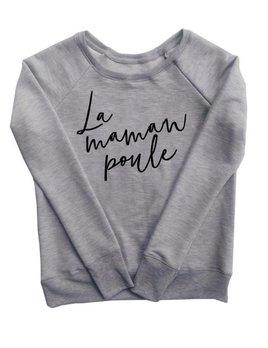 Maman Poule Maman Poule Minimalist Sweater