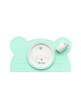 Mint Bear Placie