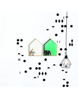 Gautier Studio Polka Wall Decals