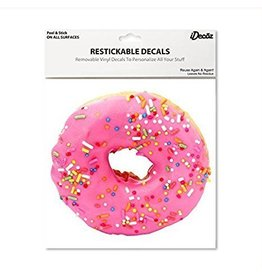 IDecoz XL Donut Stickertag