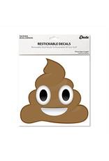 IDecoz Poo Emoji XL Stickertag