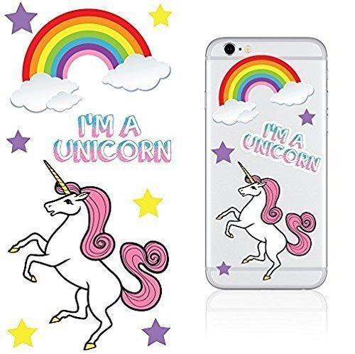 IDecoz Autocollants I'm a Unicorn