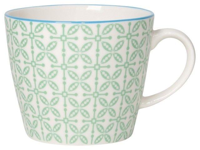 Danica/Now Green Cross Mug