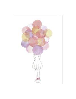 Design Home Illustration Ballons