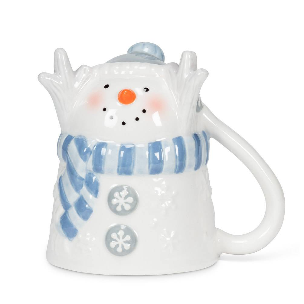 Abbott Snowman Mug