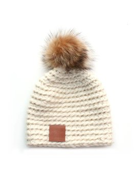 Gibou Racoon Tanuki Toque - color choices