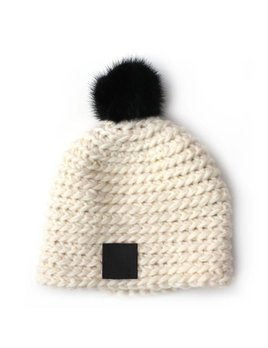 Gibou Mink Toque Polar Lining - color choices