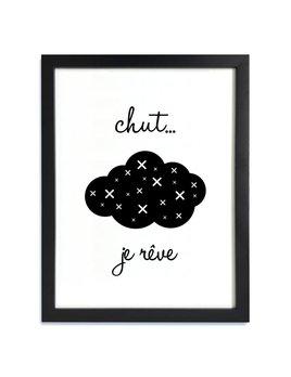 Gautier Studio Chut Je Rêve Poster