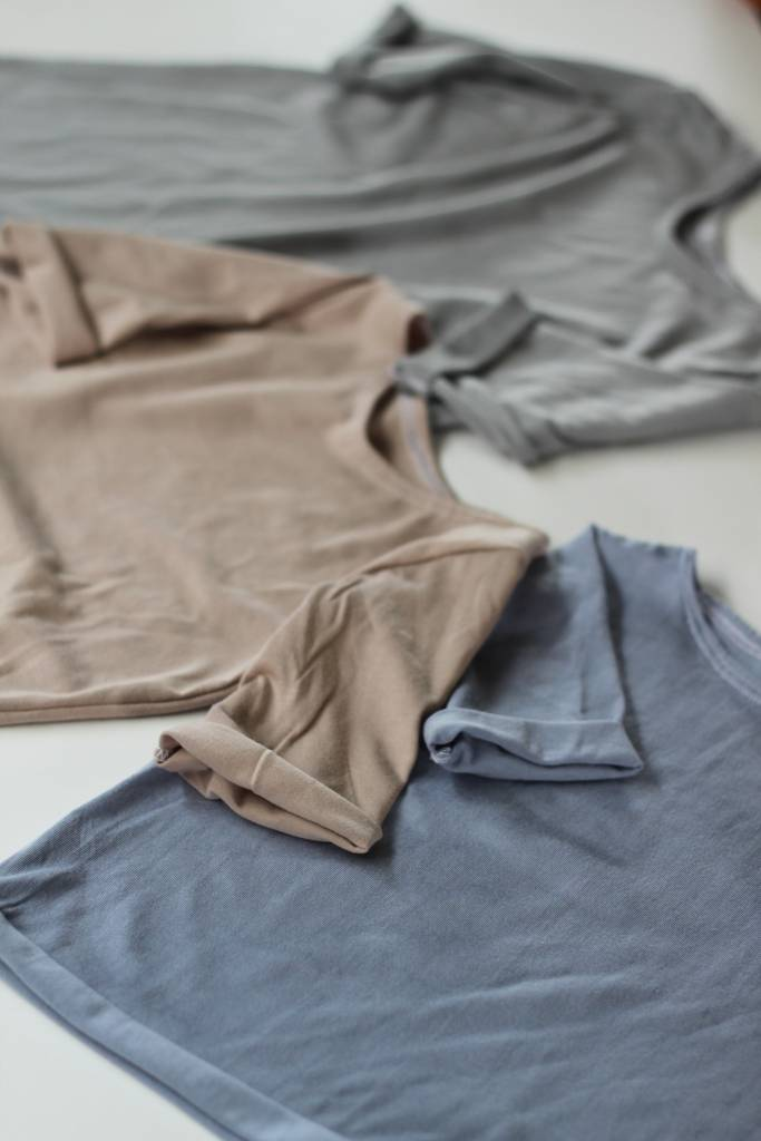 Wylo&Co Oversized Tee - colors available
