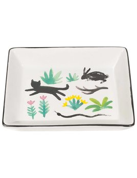 Danica/Now Secret Garden Tray