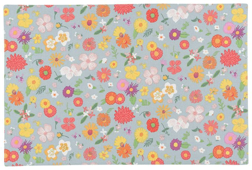 Danica/Now Flowers Of The Month Placemat