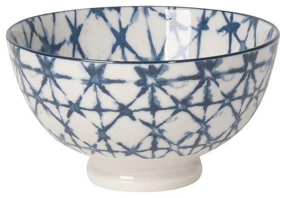 Danica/Now Shibori Dessert Bowl