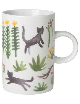 Danica/Now Secret Garden Tall Mug