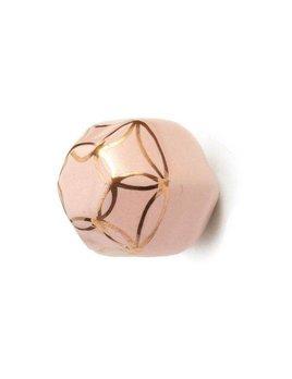ADV Pink & Gold Knob
