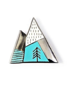 The Tate Group Broche Montagnes