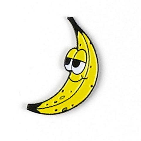 The Tate Group Broche Banane Cocasse