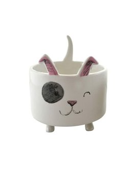 Nostalgia Small Dog Planter