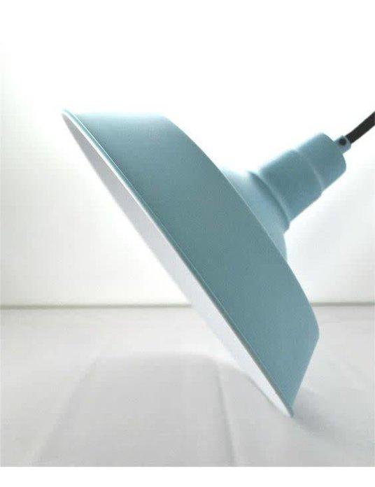 7297eb208 Nostalgia Blue Pendant Light