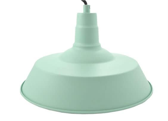 Nostalgia Green Pendant Light