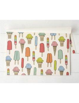 Ice Cream Placemats