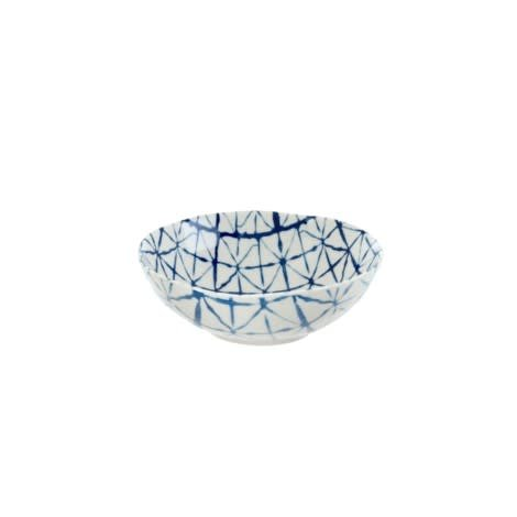 Indaba Small Light Shibori Bowl