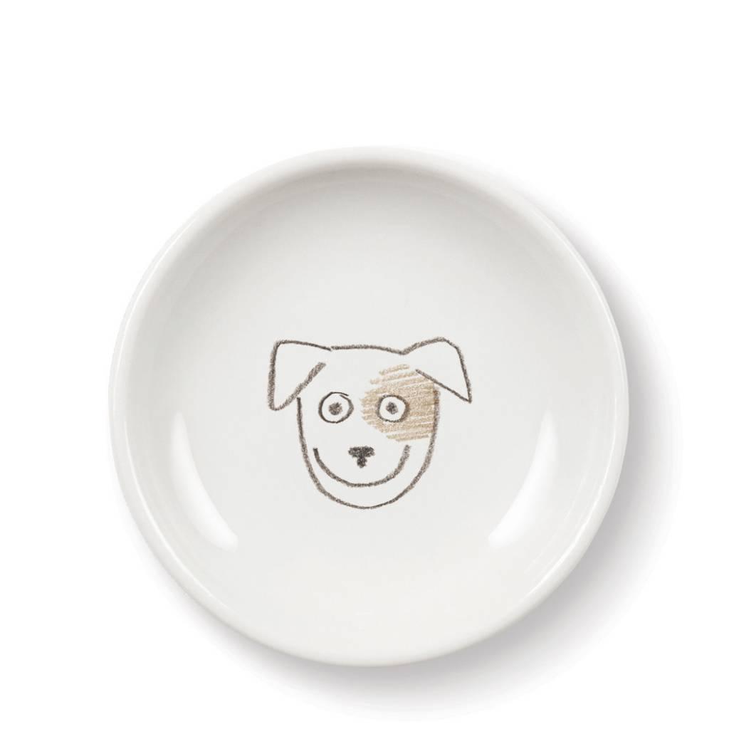 Fringe Studio Dog Portrait Tray