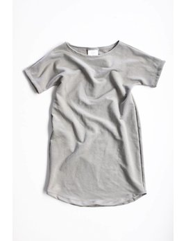Wylo&Co T-Shirt Dress - colours available