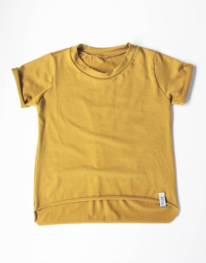 Wylo&Co T-Shirt Col Rond - choix couleurs