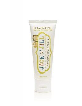 Jack'N Jill Organic Toothpaste - taste choices