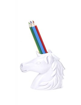 Kikkerland Unicorn Pencil Holder