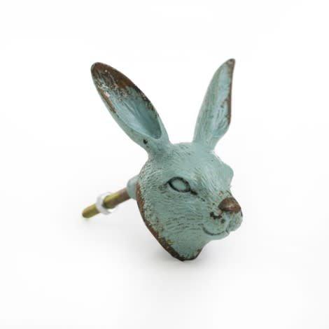 Indaba Green Rabbit Knob