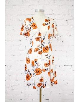 Somedays Lovin Robe Blanche Florale