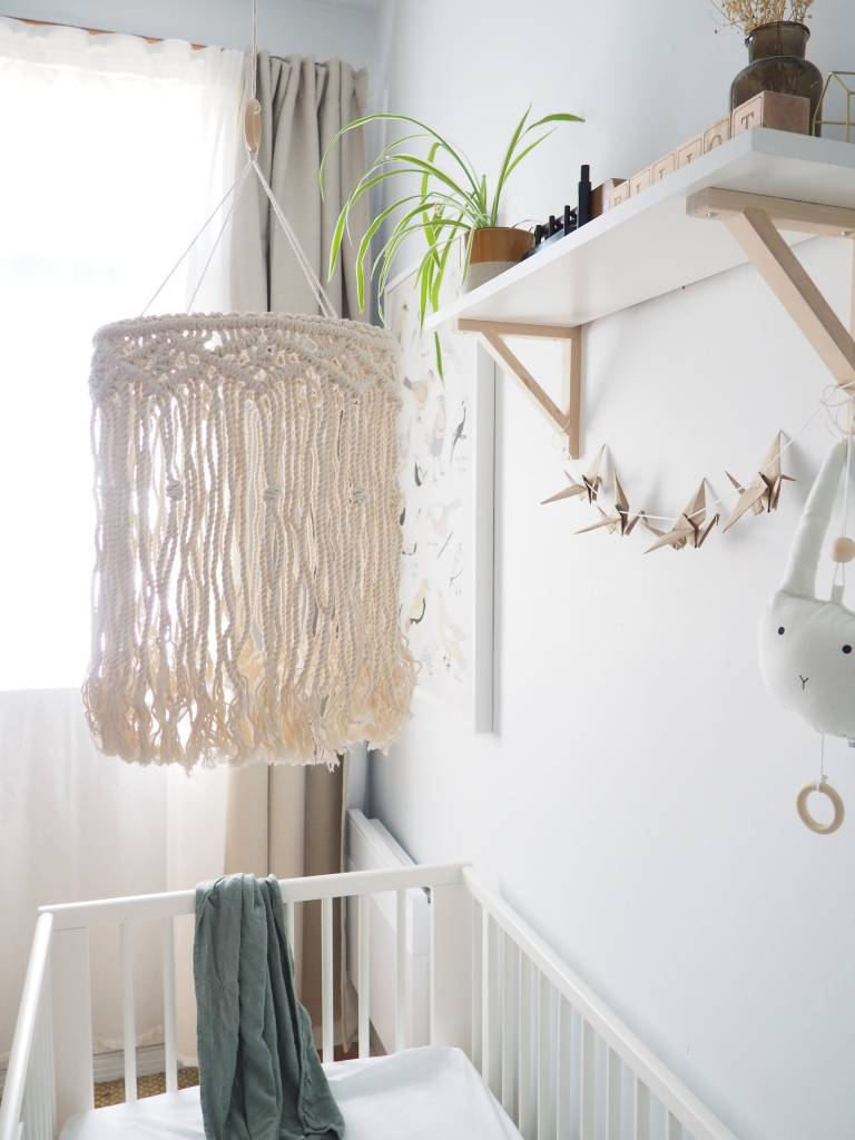 Moussey Large Macrame Mobile
