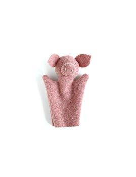 Marionnette à Main Cochon