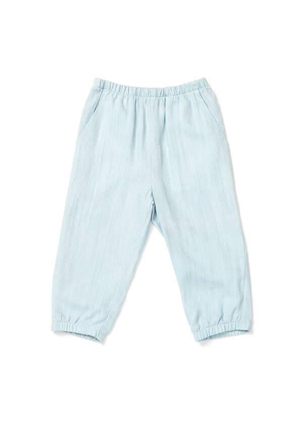 Petit Atelier B Pantalon de Denim Pâle