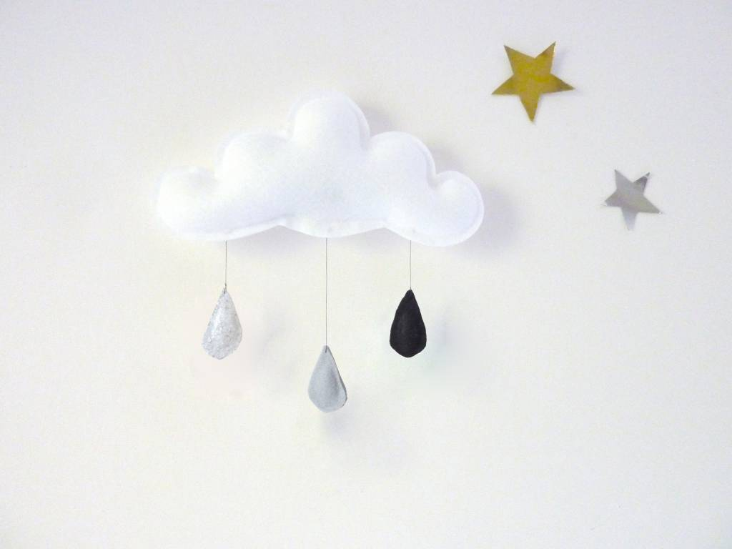 The Butter Flying Grey Cloud Classic Mobile