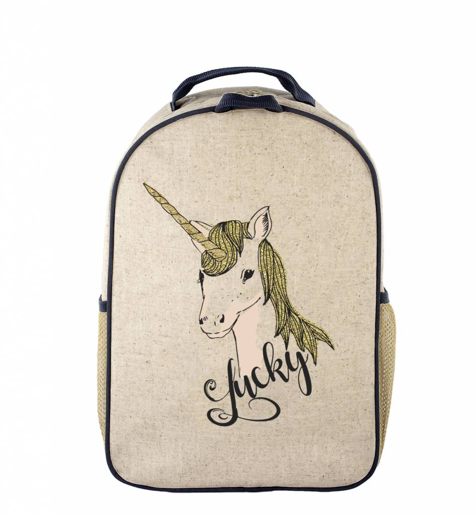 So Young Small Unicorn Backpack