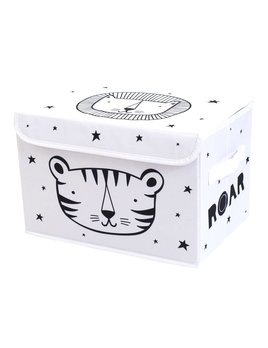 Little Lovely Tiger Storage Box