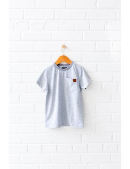 Birdz Gray Basic Tee