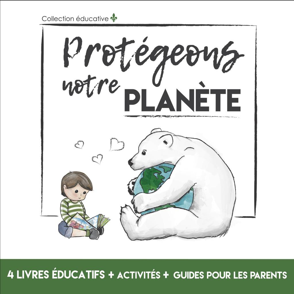 Coffret Protégeons Notre Planète