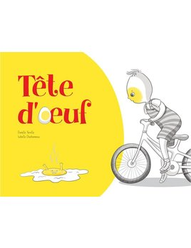 Tête d'Oeuf Book