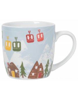 Danica/Now Hit The Slopes Mug
