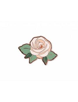 Fringe Studio Rose Pin