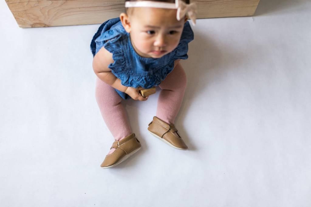 Minimoc Fawn Mini Jane Mocs