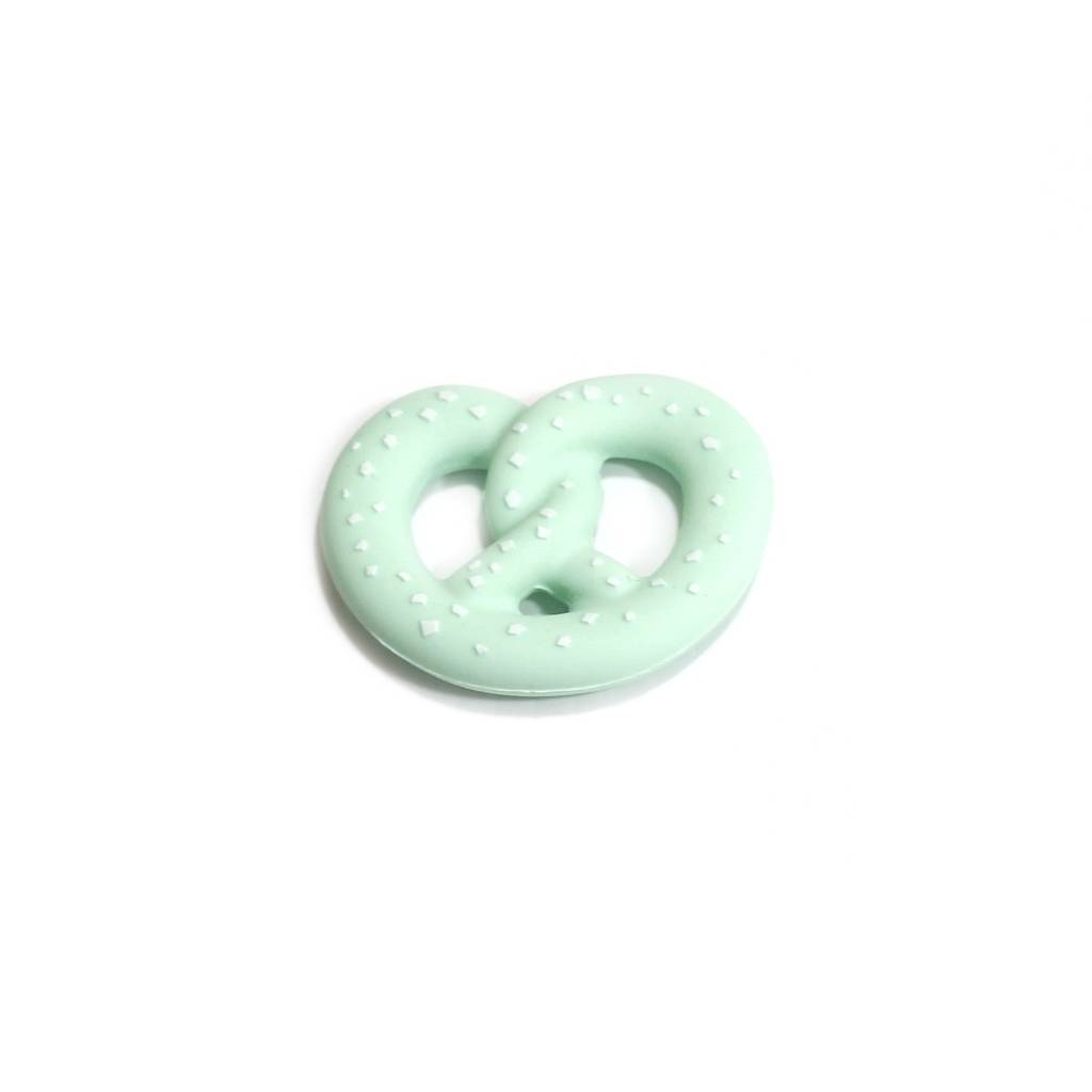 Bulle Bijouterie Pretzel Teething Toy - Multiple Colors