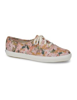 Rifle x Keds Espadrilles Champion Meadow Rose