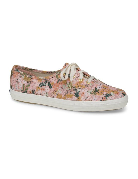 866269ae04eae Rifle x Keds Champion Pink Meadow Shoes