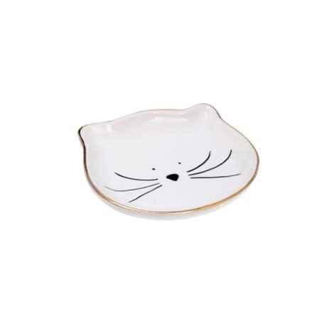 Indaba Kitty Catch-All Plate